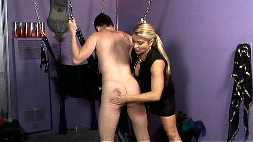 BDSM Ball Torture